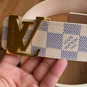 Louis Vuitton Belt Size 38